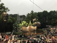 2017シェイクスピア・イン・ザ・パーク - ニューヨークで働く&子育て
