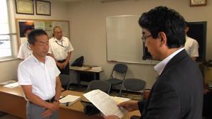川村発言撤回とトリチウム水の安全保管を要請、東電交渉 - 風のたよりー佐藤かずよし