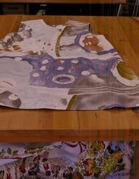 注文品 ダブルガーゼのチュニック - warmheart*洋服のサイズ直し・リフォーム*