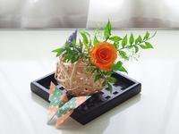プリザーブドフラワー講座♪ - お花とマインドフルネスな時間 ~花工房GreenBell~