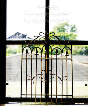 夏の窓。 - une anemone*