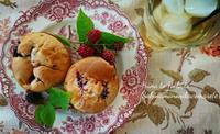 手作りおやつと涼しげなブーケ♡♡ - 花とフラと好きなものに囲まれて…♪