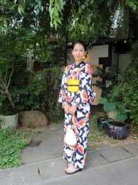 梅雨明けしました、台湾からようこそお越しくださいました。 - 京都嵐山 着物レンタル&着付け「遊月」