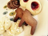いよいよ明日から♬ 夏の≪北欧マルシェ≫は、おやつも充実!(その2・お菓子編) - Sweet Sweet Sweden+