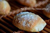 今日もパンを楽しむ会でした・・・そしてチーズケーキ - 森の中でパンを楽しむ