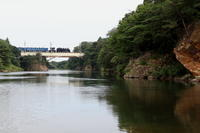 風に揺れる - 2017年夏・東武鬼怒川線試運転 - - ねこの撮った汽車