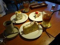 quatre cafeでケーキ - *のんびりLife*