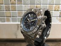 ブライトリング クロノマット 限定モデル - 熊本 時計の大橋 オフィシャルブログ