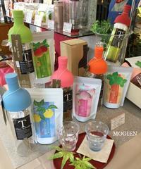 カラフル☆フィルターインボトルで、おしゃれにフレーバー冷茶♪ - 伊勢崎のお茶屋 *「茂木園」のブログ