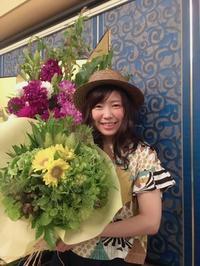 大きな大きな花束で~♪ - Chappe's niconico notes