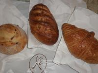 お気に入りのパン - カルトナージュと気まぐれ日記