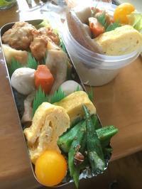 7月20日(夏休み突入) - 高校男子弁当ときどき趣味&動物