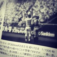 カメラマン8月号 ジャンル別フォトコンテスト スポーツ写真部門5位『バッテリー』 - SHI-TAKA   ~SPORTS PHOTO~