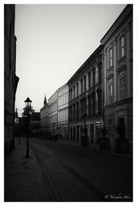 Krakow monochrome - MaterialistiC*