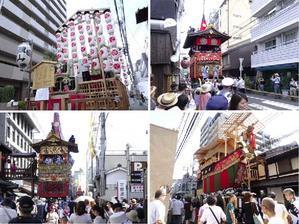 祇園祭後祭り山鉾曵き初め(7月20日) - 哲のphoto box