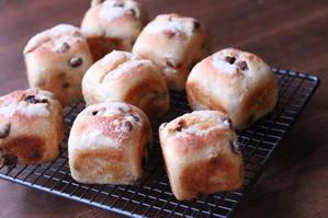 ぶどうパン - オーブン手帖