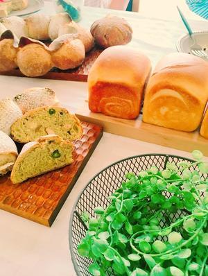 今週のレッスン - ママはパン屋さん?!