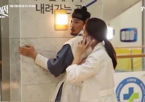 tvNドラマ『名不虚伝』撮影風景(動画追加) - おまさぼう春夏秋冬