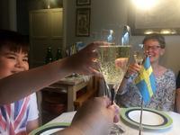 【スウェーデン料理】ザリガニで夏至をお祝いしましたよ。 - 子供と楽しむ北欧生活