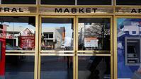 マーケットが暗い - アデレードの片隅で2