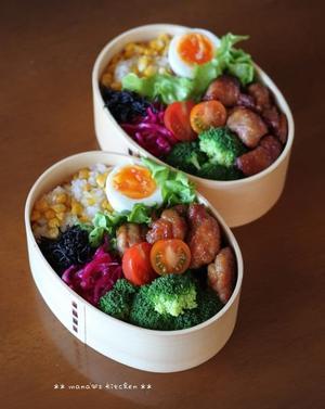 コチュチキ&コーンバターごはん ? ササミと根菜類のクリーム煮♪ - **  mana's Kitchen **