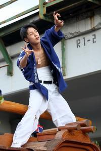 だんじり - ゲ ジ デ ジ 通 信