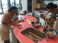 OGGの料理教室。。。 - GroovyLife