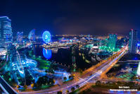 Blue Night Yokohama - Next Colors