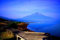 29年7月の富士(10)遊歩道と富士 - 富士への散歩道 ~撮影記~