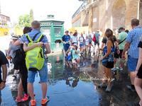 """""""ちょいと気をつけてみて♪ 続・ハイテク・水飲み場"""" - 「ROMA」旅写ライターKasumi@在ローマがつづる、最新!ローマあれこれ♪"""