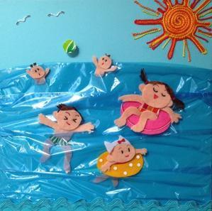 夏は水遊び - 早未恵理の あそび Tips