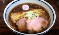 中華そば堀川 醤油そば(大盛) - 拉麺BLUES