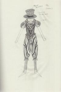 衣装と演出 - ひびののひび