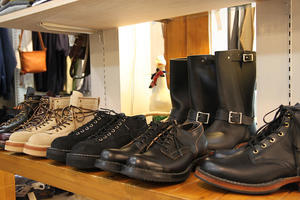 White's Boots Personal Order Event 開催!! - On the EARTH MIYAGI JAPAN COMFORTABLEDIARY