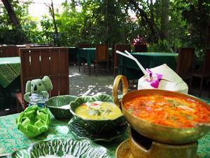 旅猿ロケ地・バンコクの一軒家レストラン「ワンスアポンアタイム」 - ! Buen viaje!(ブエン ビアーへ)旅と猫