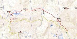 八幡平トレッキング - 単身赴任の山歩き
