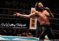 カメラが恋する新日本プロレス:『G1 CLIMAX 27』Bブロック初戦はケニー・オメガ。sony α9とSEL70200GMで撮影 - 東京女子フォトレッスンサロン『ラ・フォト自由が丘』-写真とフォントとデザインと-