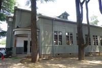 あがたの森文化会館(旧松本高等学校講堂) - レトロな建物を訪ねて