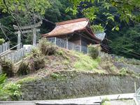 高樹神社と磐井城 - ひもろぎ逍遥