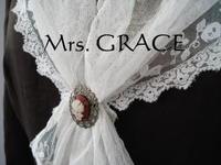 """感謝セール開催中です♪ - いつかリリアン・ギッシュのように…""""Mrs.GRACE""""のアトリエ便り"""