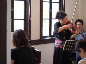 ★円舞曲☆バイオリンコンサート♪ - 円舞曲