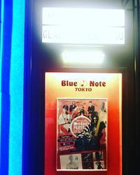 ブルーノート東京へ - かほり日記
