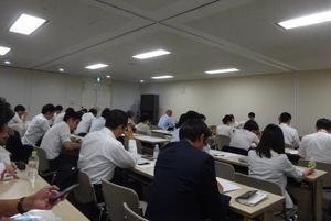 新人議員研修6日目 - 佐野いくお元市議のブログ