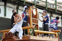 河堀稲生神社夏祭り 後篇 - ゲ ジ デ ジ 通 信