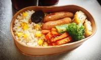 トウモロコシご飯のお弁当… - miyumiyu cafe