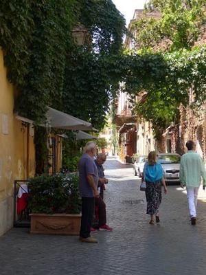 マルグッタ通り51番地 (Roma) - エミリアからの便り
