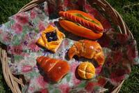 子供アート教室の予定 ~小さなパン屋さんなど~ - miwa-watercolor-garden