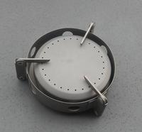 バーゴ チタニウムストーブEXの燃焼テスト - ぷんとの業務日報2ndGear