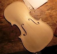 バイオリン製作 - 村川ヴァイオリン工房