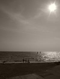 summer seascape - 心のカメラ / more tomorrow than today ...